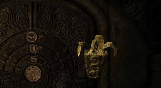 Skyrim the golden claw the elder scrolls v skyrim for Tonka mighty motorized cement mixer