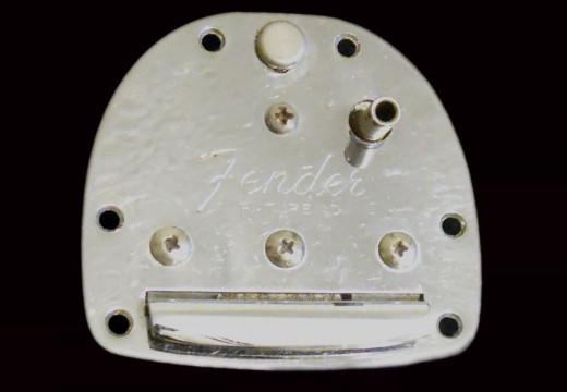 "Original '59 ""Patent Pending"" Jazzmaster Tailpiece"