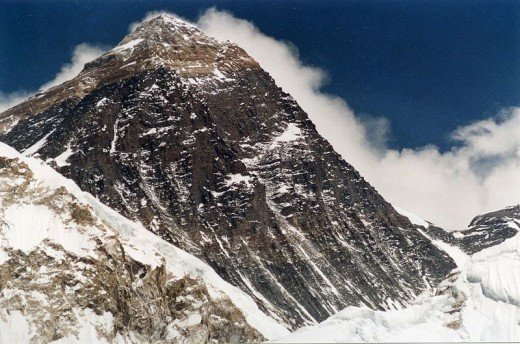 The view from Kala Patthar