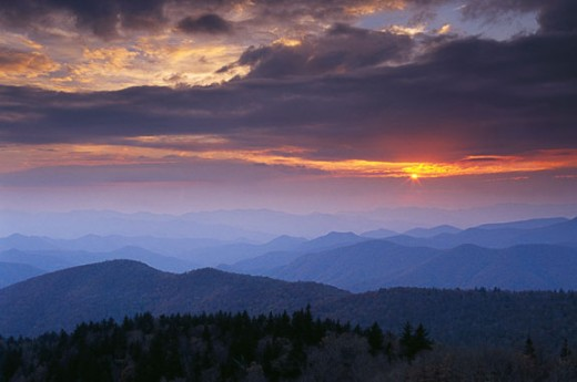 The Mountains Of North Carolina