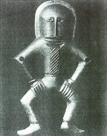 Kiev Idol dated 4000 BC