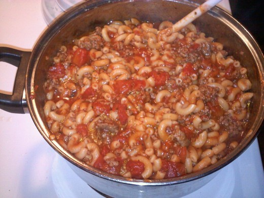This goulash recipe is easy and quick to prepare. And, your family will love it!!