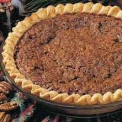 Fudge Pecan Pie and Other Autumn Sweets From Childhood