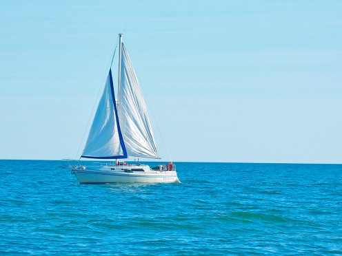 Give some sailing lessons or a day on a sailboat to that would-be sailor in your life.