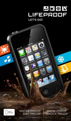 LifeProof - The Best Waterproof, Shockproof Case for iPhone and iPad