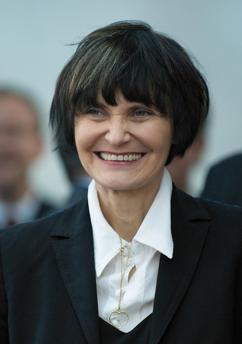 Micheline Anne-Marie Calmy-Rey, President of Switzerland