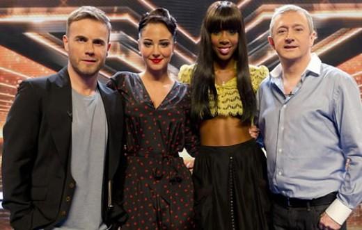 The Judges 2011