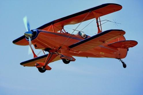 That wonderful, wonderful flying machine!