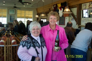 A wine tasting tour with friends is a fun and memorable experience!