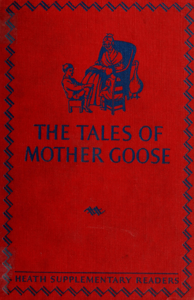 Cover of The Tales of Mother Goose by Charles Perrault; translated and edited by Charles Welsh - Source: Public Domain via Wikimedia Commons