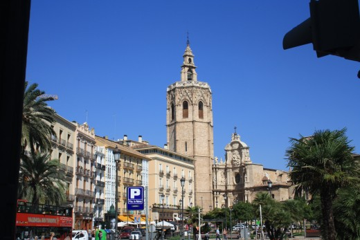 El Micalet, Valencia, Spain