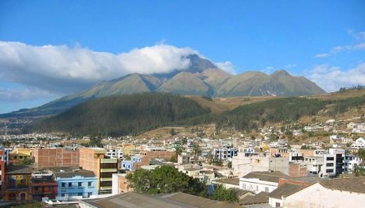 Cityscape, Otavalo