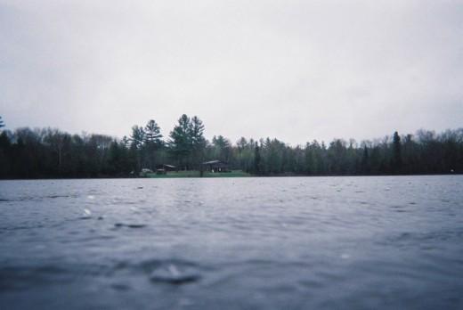 Palmer Rapids. ©2011 Sarah Haworth.