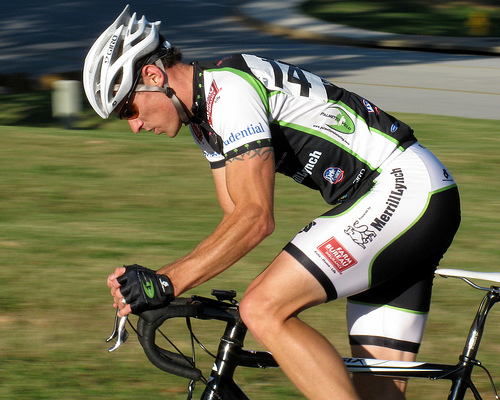use periodization of training to develop your road racing performance