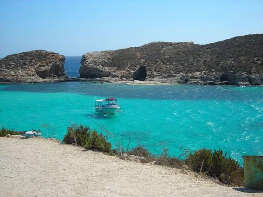 Blue Lagoon, Malta.