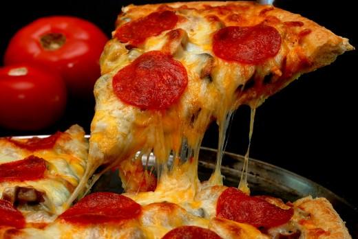 homemade pizza  recipes