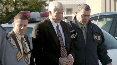 What took Sandusky's perp-walk so long? Lot's of Community Pillars covering for him.