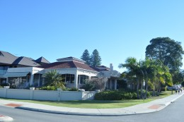 then we come back home to our white suburbs tucked safely among the high-priced apparments near the beach