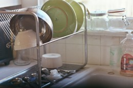 A clean kitchen is a happy kitchen!