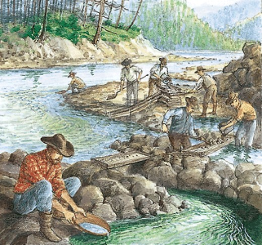 Gold Rush: Them Forty-Niners!