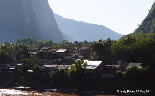 The Ou River
