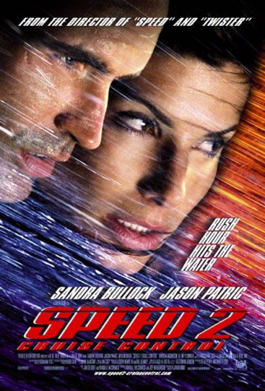 Speed 2: Cruise Control Movie Poster