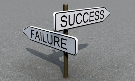 """When you say """"I quit"""", you choose the path of failure and when you say """"Don't quit"""", you choose the path of success - Which path are you going to choose?"""