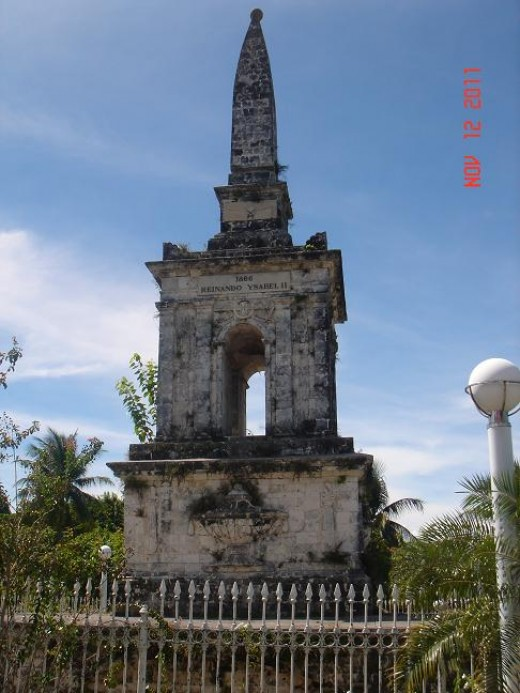 Magellan's Shrine