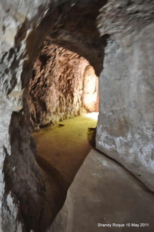 The Hospital Cave