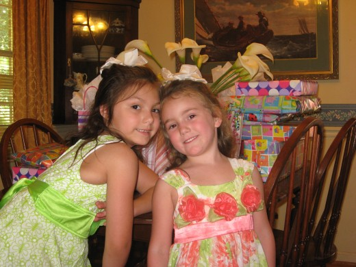 Lexi and Audrie