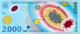 Romanian Polymer Money