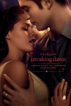 The Twilight Saga:  Breaking Dawn-Part 1