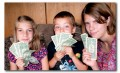 How to Teach Your Kids to Save Their Own Money and Become Millionaires