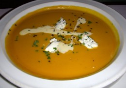 Pumpkin Soup Photo, licensed under Creative Commons License 2.0