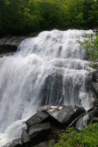 Mica/Rainbow Falls