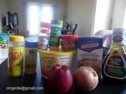 Myriad of Ingredients