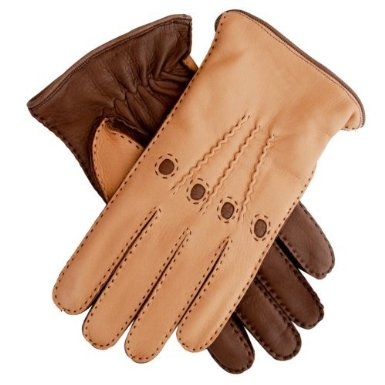 Italian cashmere dress driving gloves