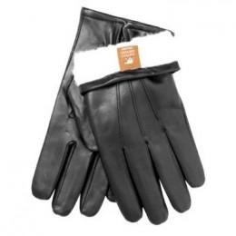 Orsini eal fur lined winter mens gloves