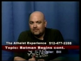 "Matt Dillahunty, host of the atheist experience, was in training to become a priest in a response to ""God's call on his life""..."