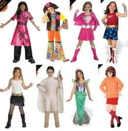 Looking for Halloween Costumes for Kids