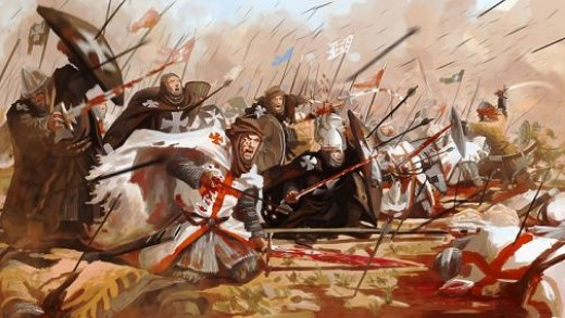 CRUSADES - Battle of Hattin