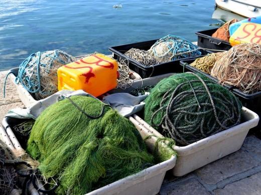 Baska, Krk Island, Croatia