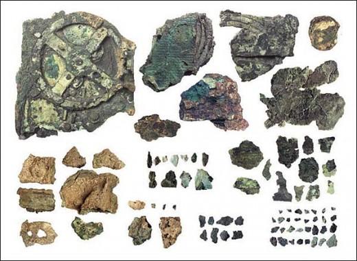 Antikythera Fractions