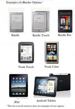 3 Reasons to Get an eBook Reader