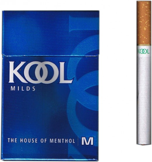 Ahhh, would you like regular or menthol? Panic time!!