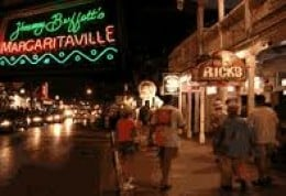 Duval Street's Margeritaville is must while vacationing in Key West!