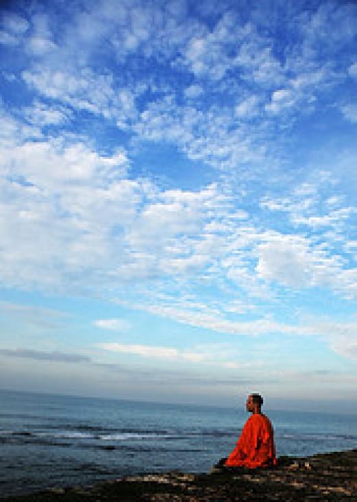Serene Calmness from Gane Source: flickr.com