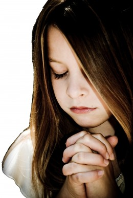 What do you pray for?