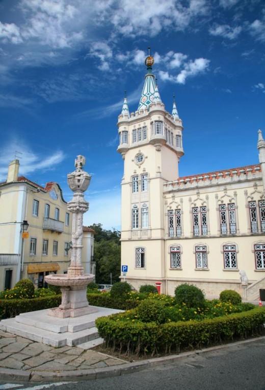 Sintra's Town hall (Camara Municipal)