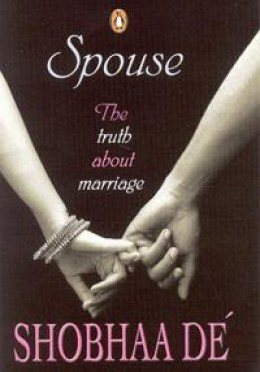 Spouse - One of Shobaa De's Best Sellers